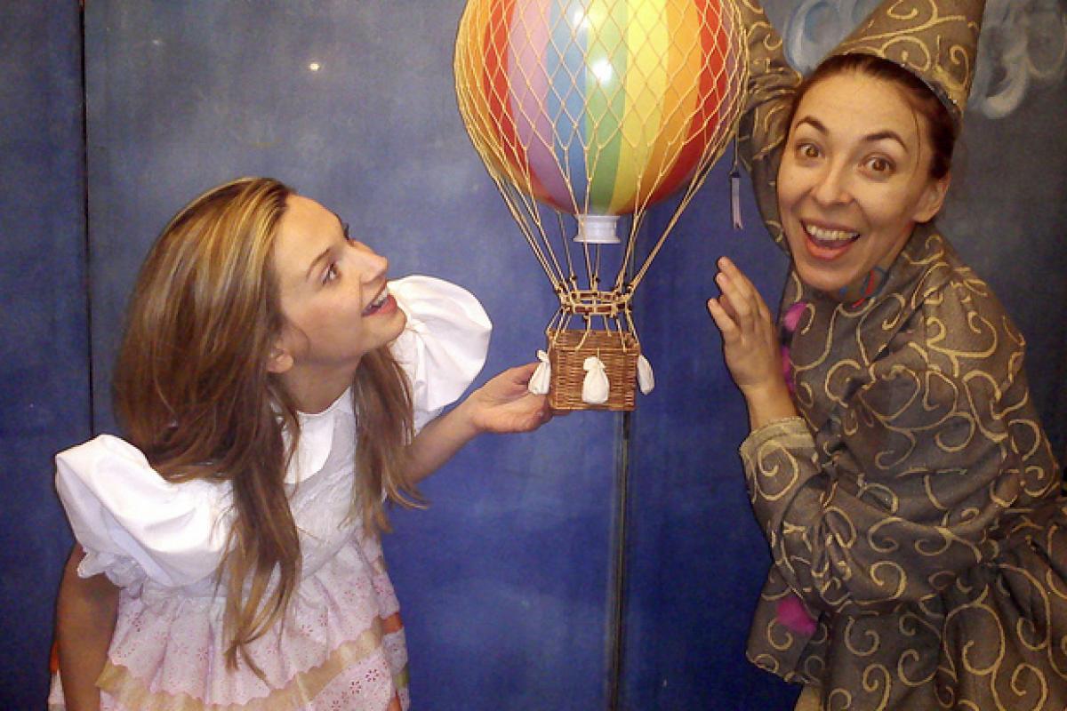 Θέατρο για παιδιά: Με της μουσικής τις νότες της καρδιάς ανοίγω πόρτες