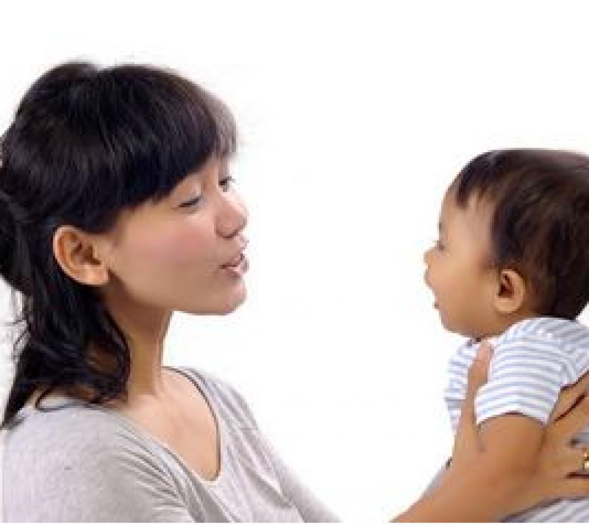 Πώς να μιλήσετε στο μωρό σας