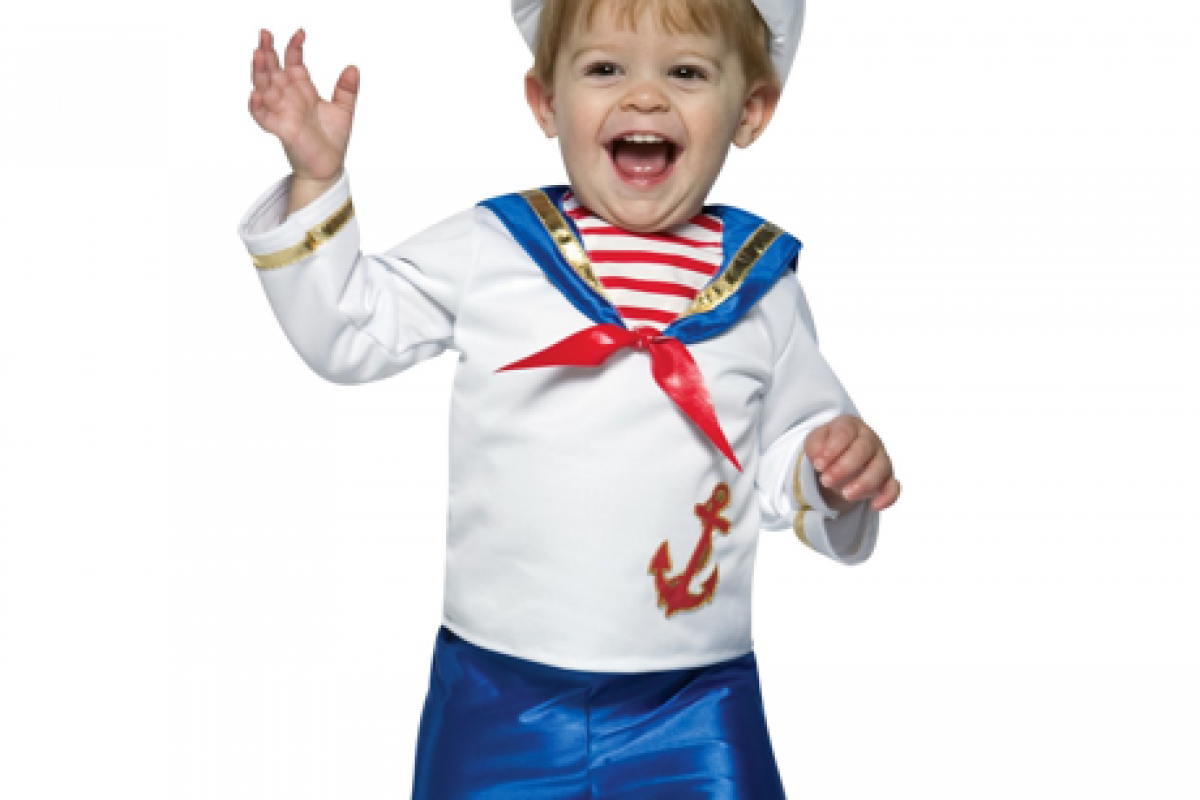 Ο μπαμπάς μας ο ναυτικός!