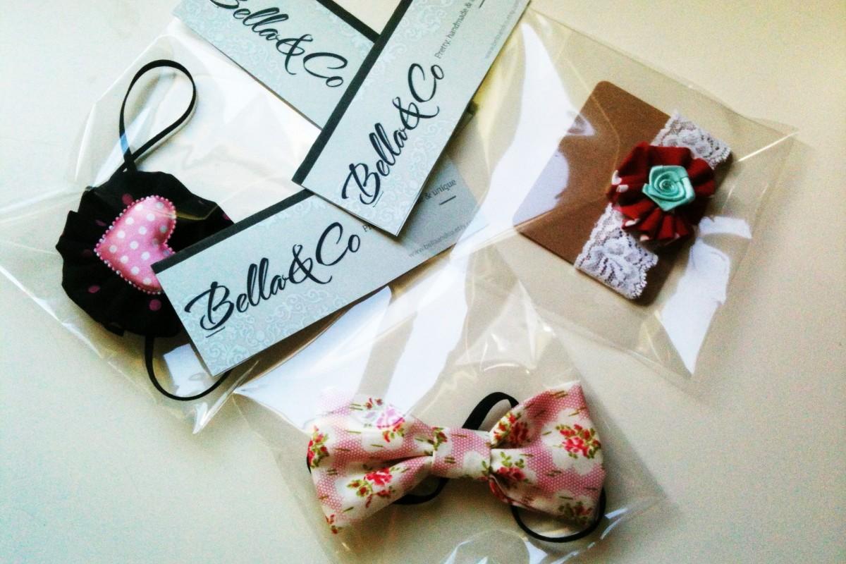 Μαμάδες στο internet: η Ναυσικά δημιουργεί τα αξεσουάρ Bella&Co!