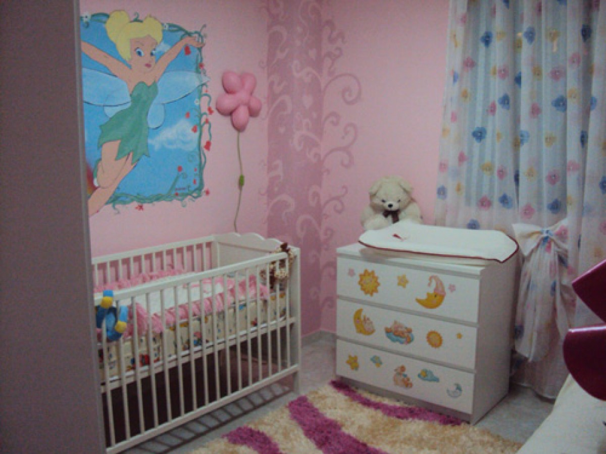 Το δωμάτιο μιας νεράιδας