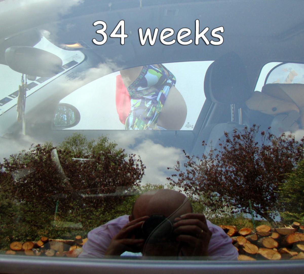 34 εβδομάδων: Σ' αγαπώ, σ' αγαπώ, σ' αγαπωωωωώ!!