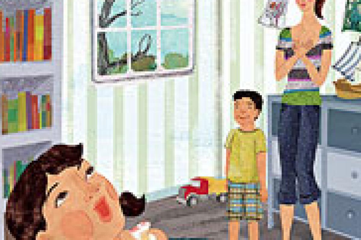 Ντέικ: το ταξίδι της μικρής του αδερφής προς την ομιλία