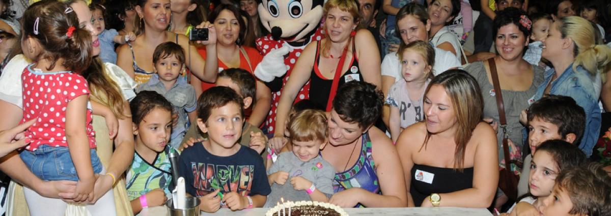 Το σούπερ μαμαδο-πάρτι μας στο Λούνα Παρκ «Τα Αηδονάκια»!