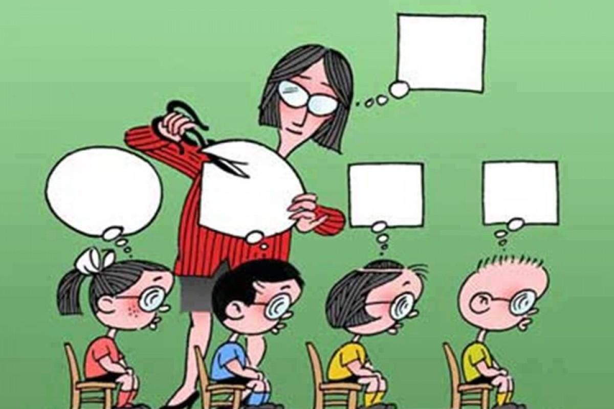 Ναι, το σχολείο σκοτώνει τη δημιουργικότητα