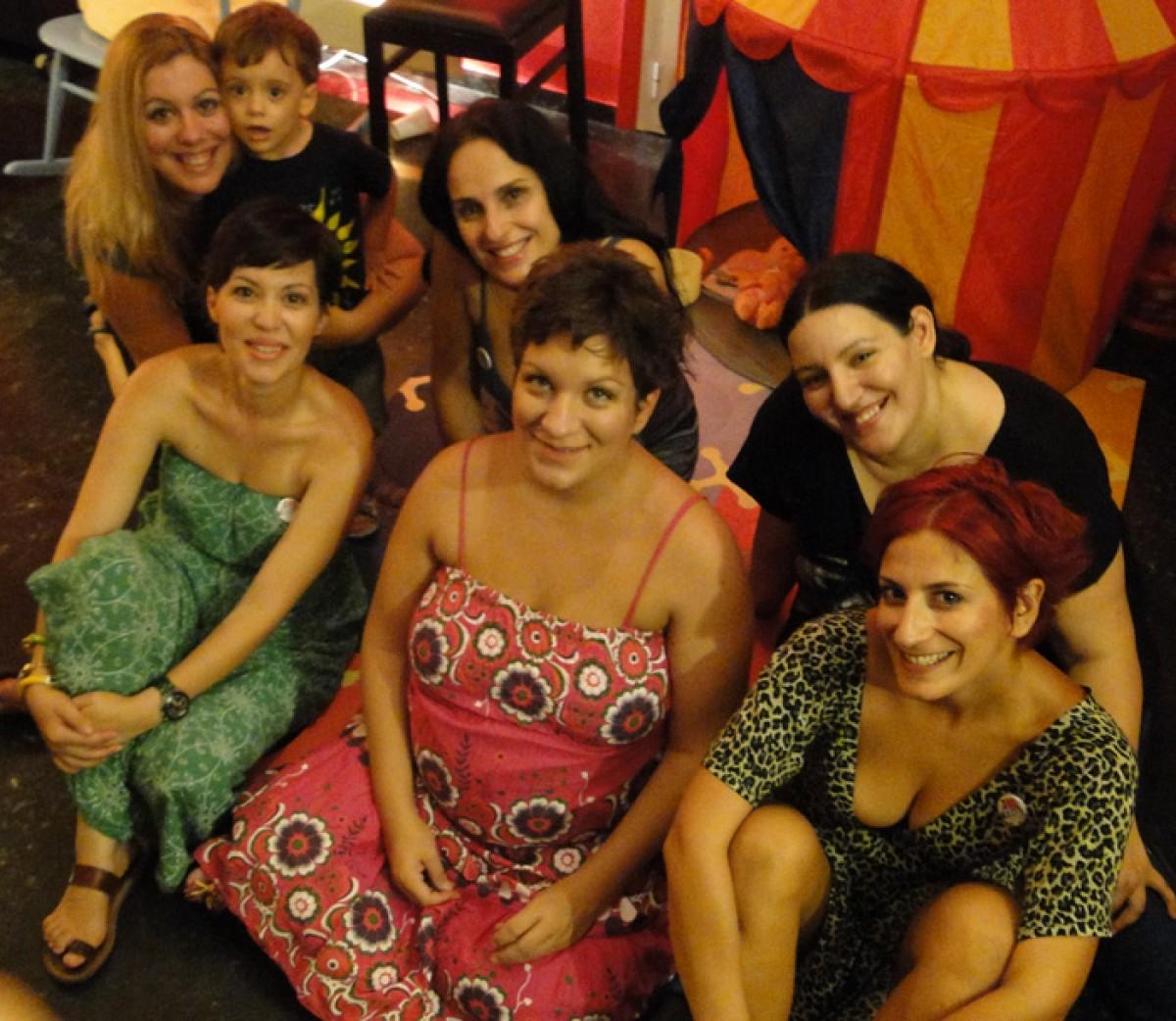 37 εβδομάδων: ένα μικρό πάρτι για τον Αρχέλαο!