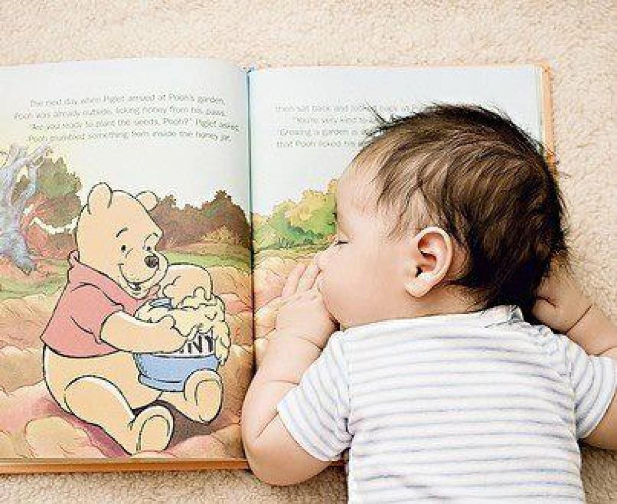 Διαβάστε στα παιδιά σας