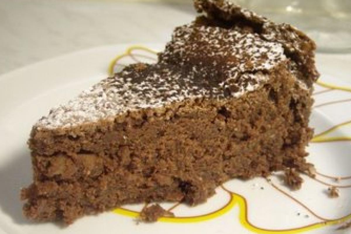 Καπριτσιόζα… ένα κέικ όλο σοκολάτα!
