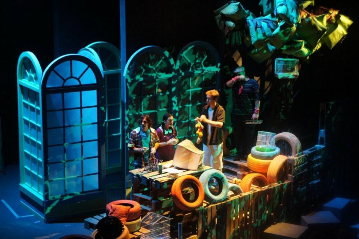 «Λάχανα και Χάχανα – The musical» στο Θέατρο Κάππα