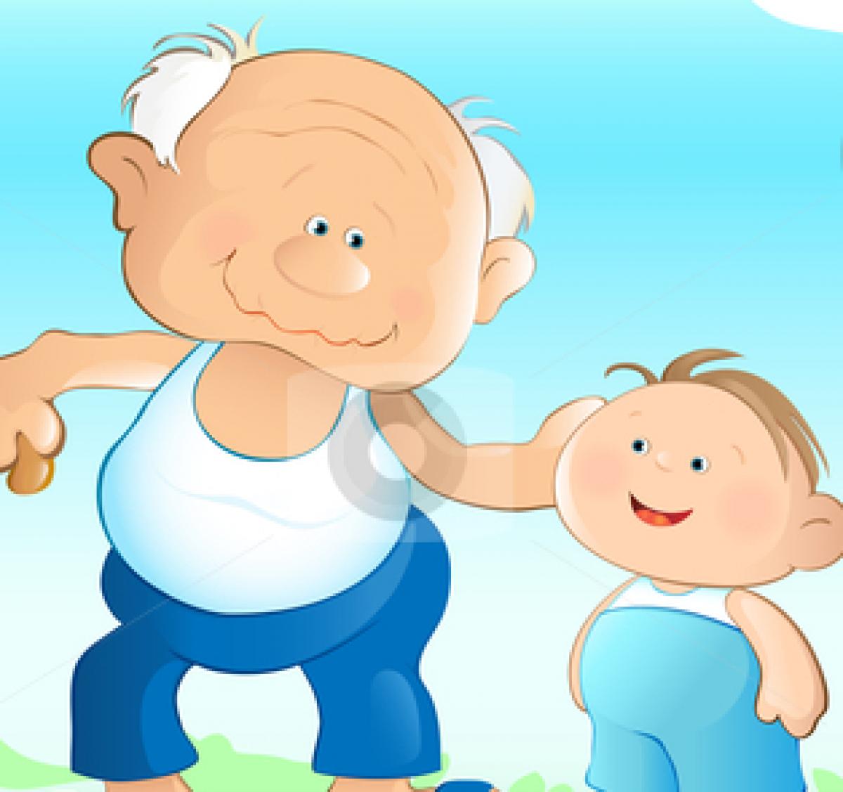 Ο παππούς να ξεχωρίζει τα εγγόνια του;