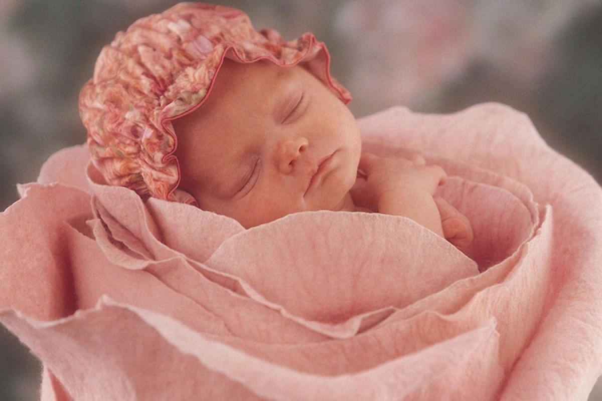 Η γέννηση μιας νεραιδούλας!