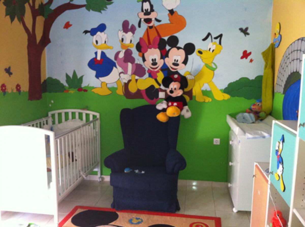 Το δωμάτιο του Μιχάλη