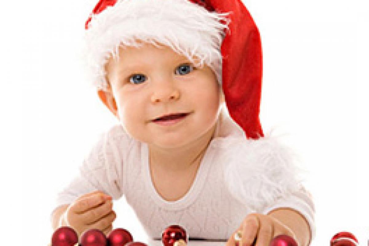 Τα μωρά τα φέρνει ο Άγιος Βασίλης!