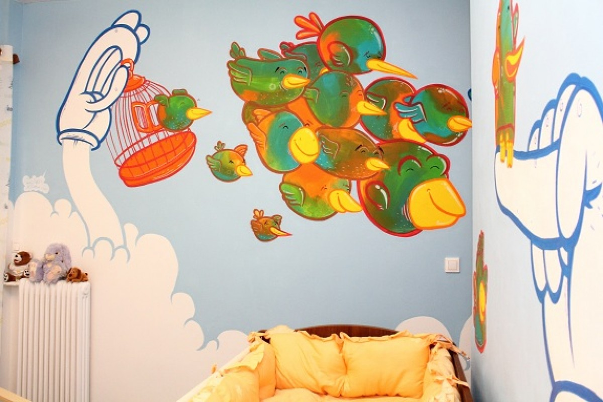 Το δωμάτιο του Πέτρου Ραφαήλ!