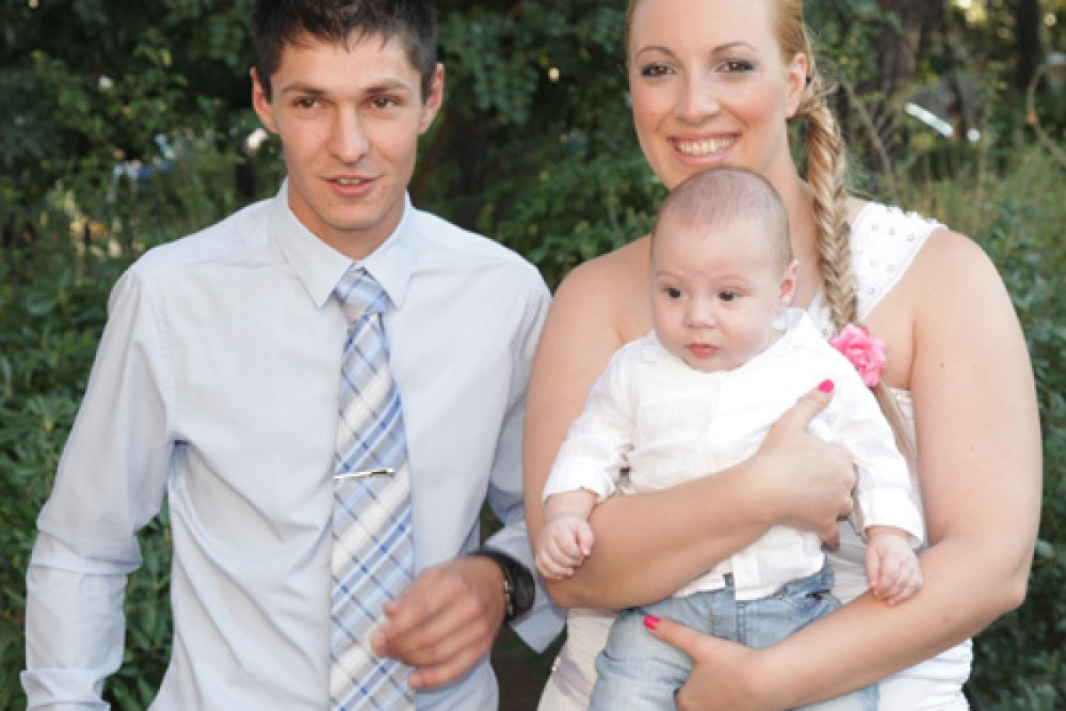 Η βάπτιση του Στέλιου