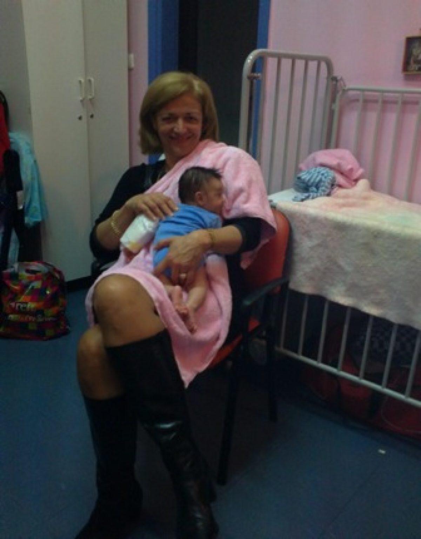 Η κυρία Τάδε και η παιδίατρος