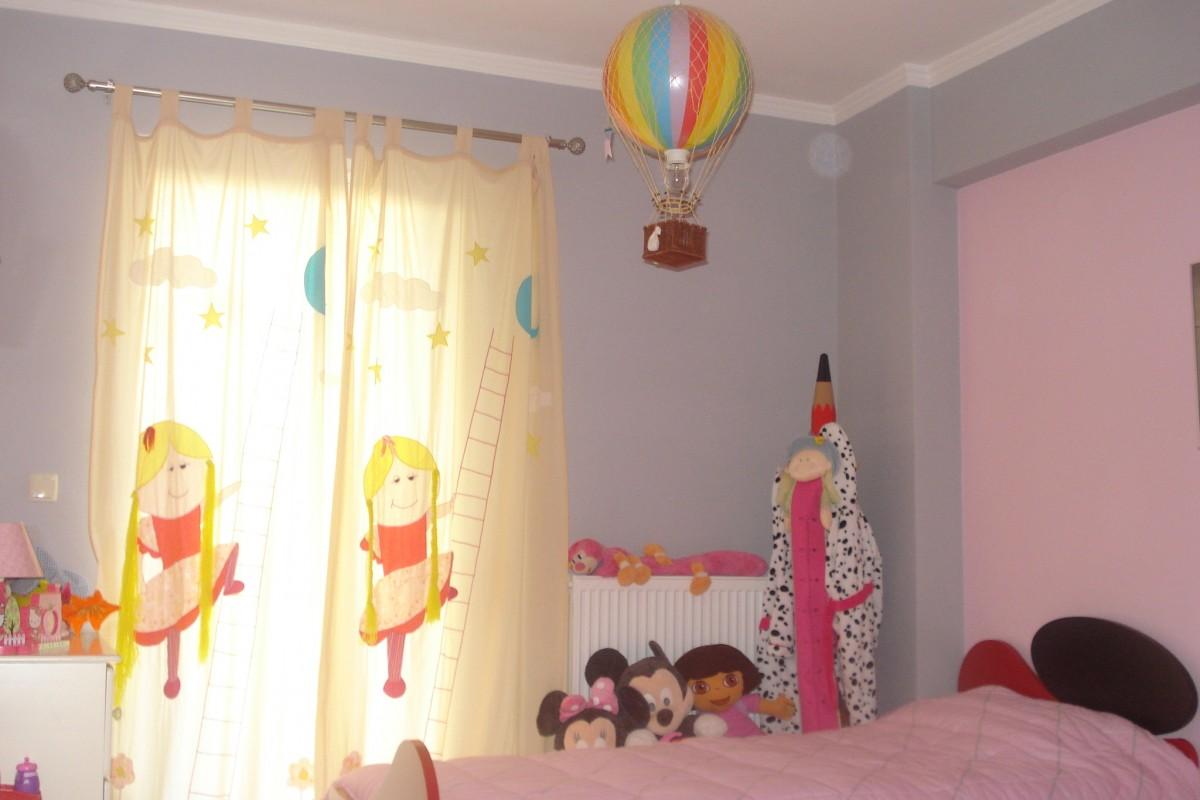 Το δωμάτιο της Μαρίας και της Ανδριανής