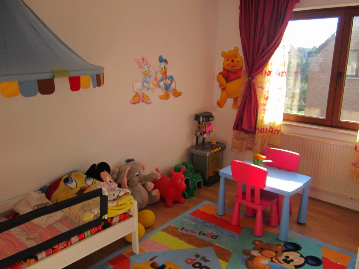 Το δωμάτιο της Χρύσας στις Βρυξέλλες