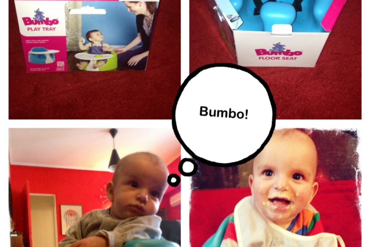 Bumbo: ένα κάθισμα για μωράκια!
