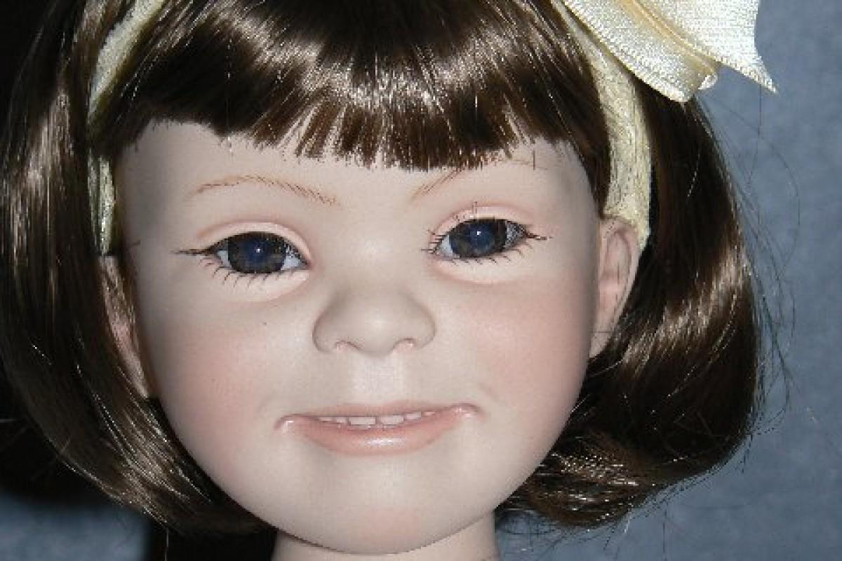 Κούκλες με σύνδρομο Down: μια μαμά φτιάχνει κούκλες εμπνευσμένες από την κόρη της