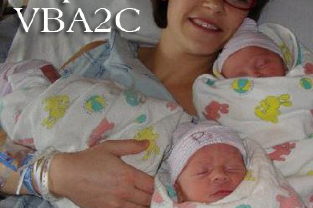 Η Michelle γέννησε ΤΡΙΔΥΜΑ φυσιολογικά μετά από ΔΥΟ καισαρικές!