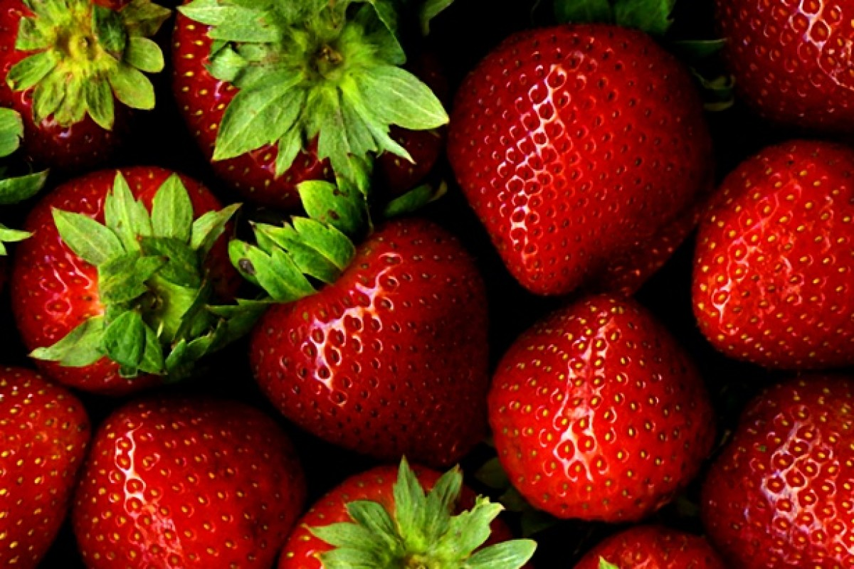 Φράουλες, το φρούτο της Άνοιξης!