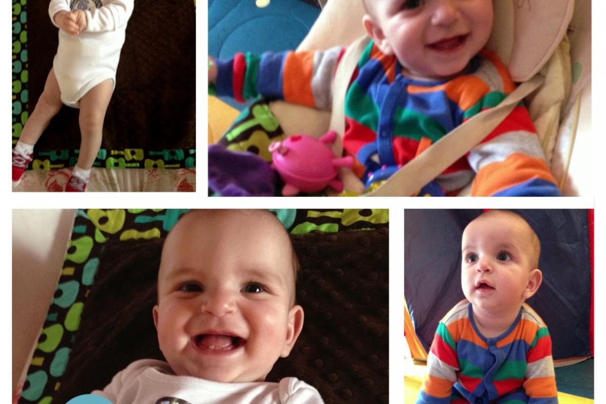Ο Αρχέλαος έγινε 6 μηνών!