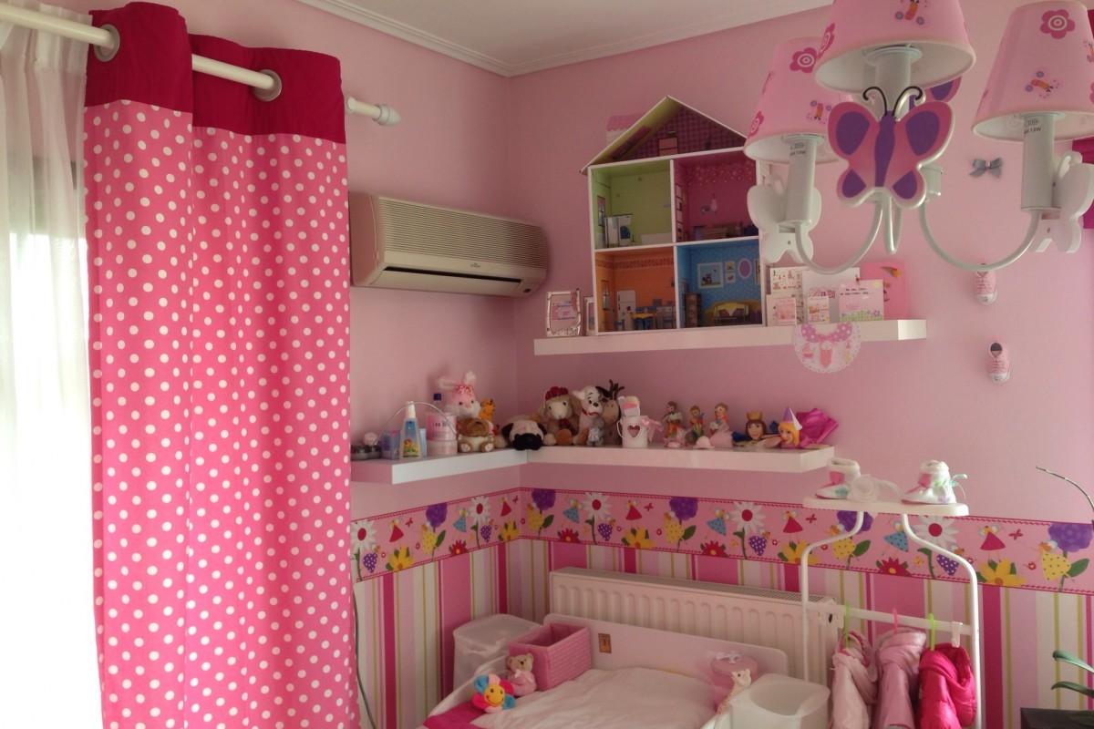 Το μικρό μας θαυματάκι και το δωμάτιό της!