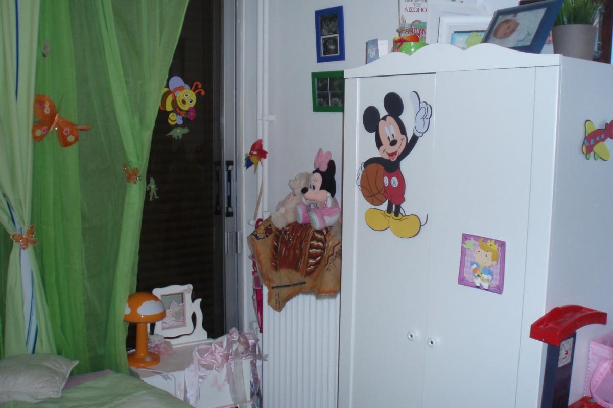 Το δωμάτιο της Μάνιας και του Θάνου-Ραφαήλ