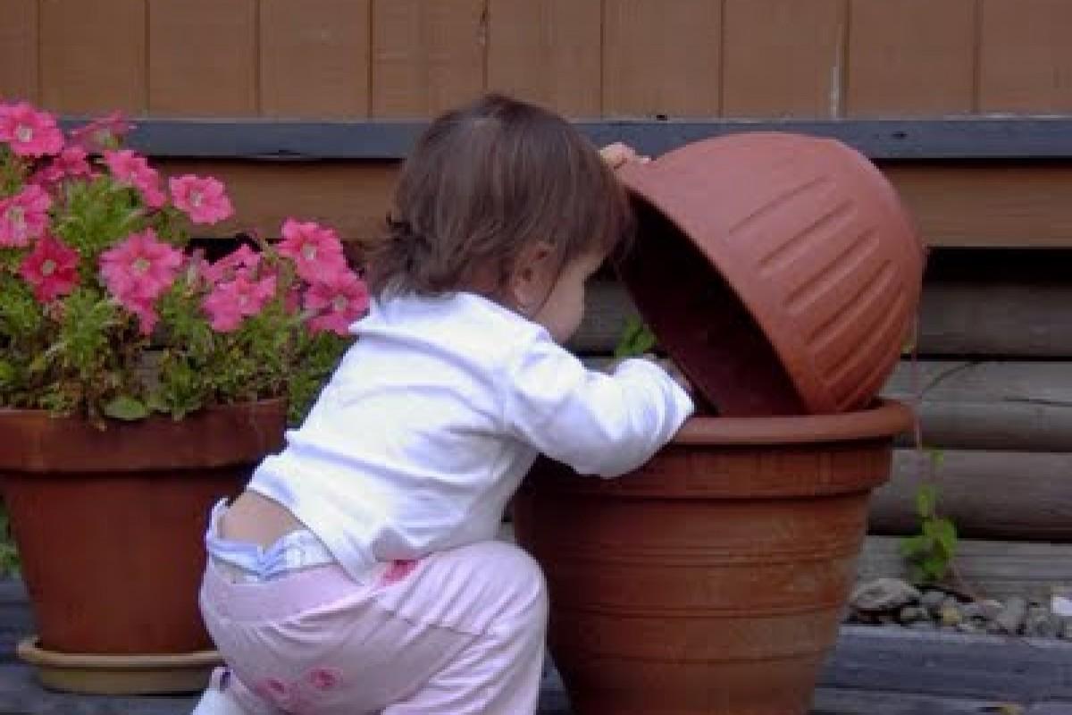 6 εντυπωσιακοί τρόποι με τους οποίους τα νήπια μαθαίνουν