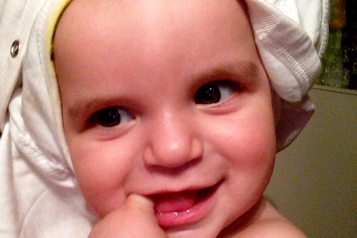 Ο Αρχέλαος έγινε 8 μηνών!