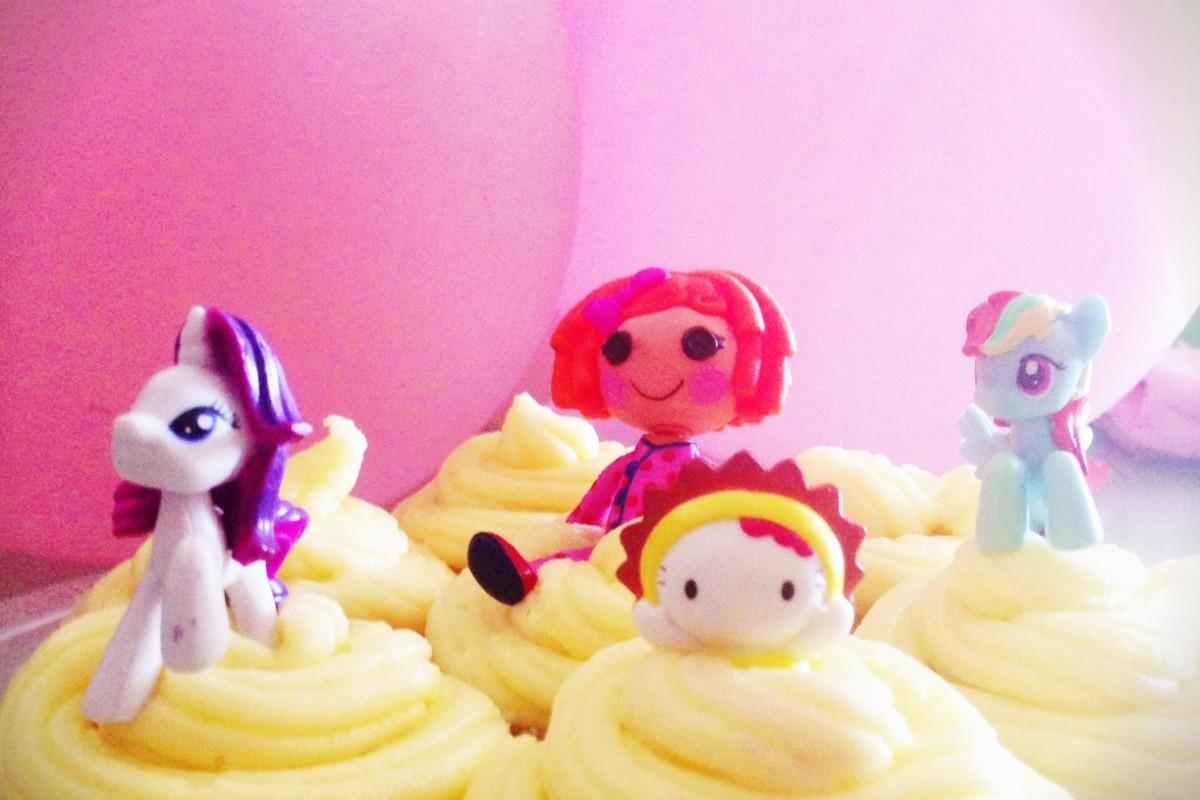 Cupcakes βανίλιας για… αρχάριους