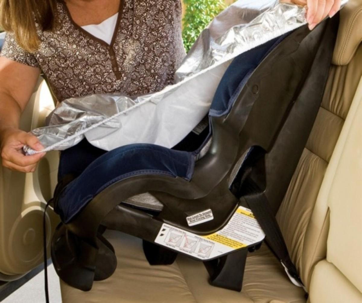 Τέλος στα «καυτά» καθίσματα αυτοκινήτου!