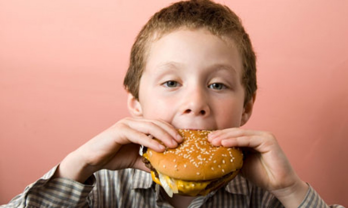 Δώσε τέλος στην παιδική παχυσαρκία (βίντεο)