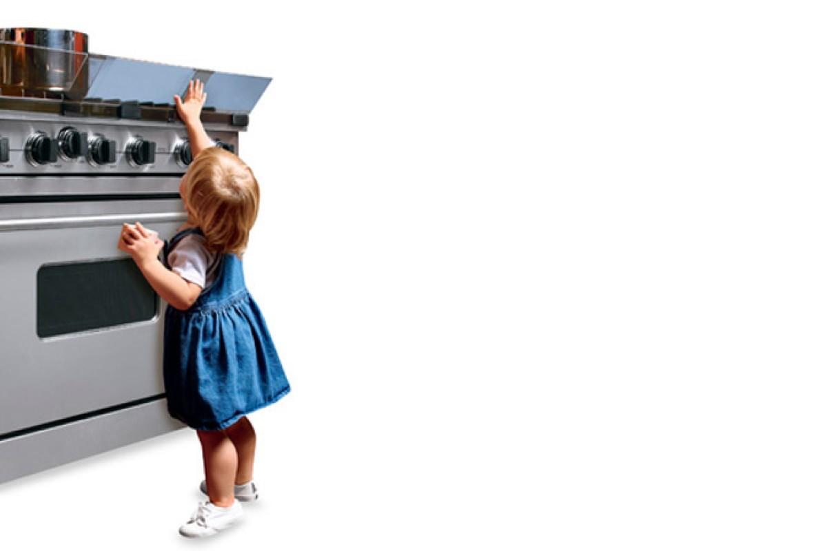 Μάθετε τα πάντα για την ασφάλεια των παιδιών στο σπίτι