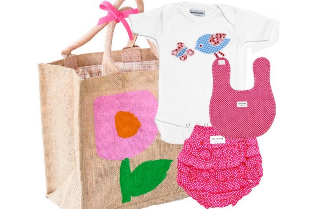 Καλάθια δώρων για νεογέννητο!