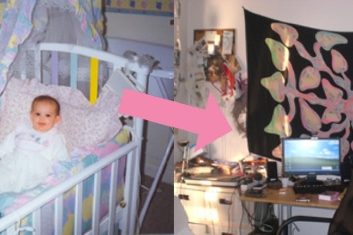 Το δωμάτιο της Νίκης μέσα σε… 20 χρόνια!!