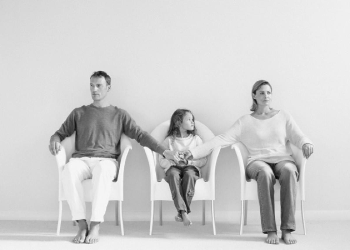 Παιδί χωρισμένων γονιών