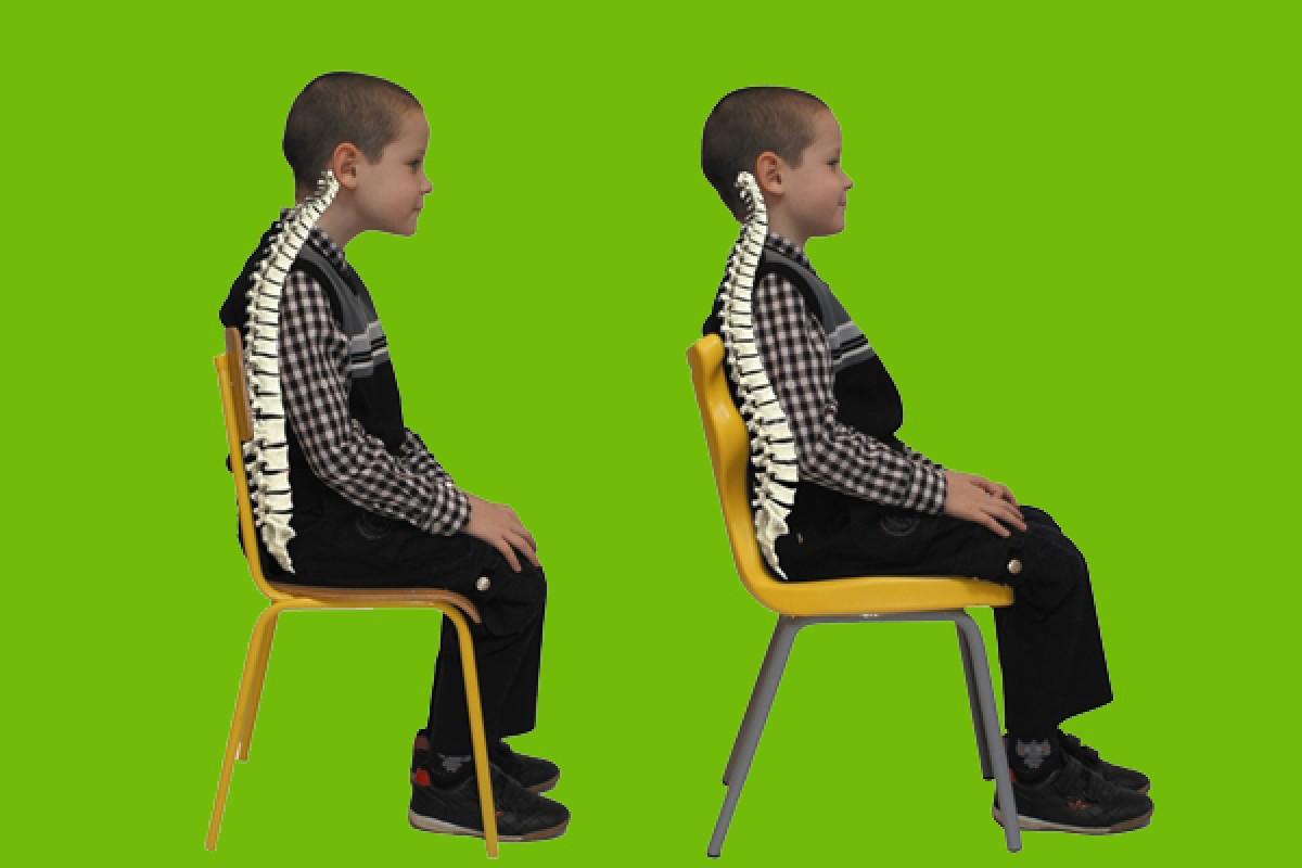 Κάθεται σωστά; Συμβουλές για τη σωστή καθιστή θέση