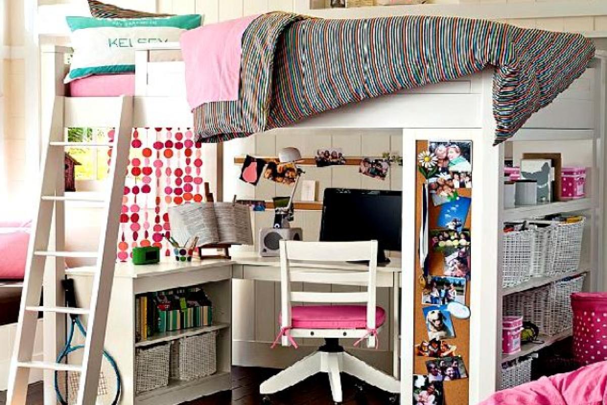 Πώς να οργανώσετε τον χώρο μελέτης των παιδιών!