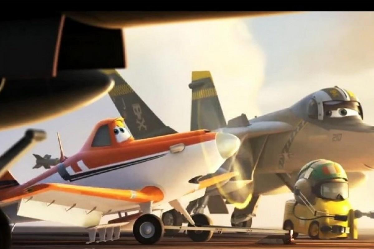 Αεροπλάνα: η νέα ταινία της Disney προσγειώνεται στους κινηματογράφους!
