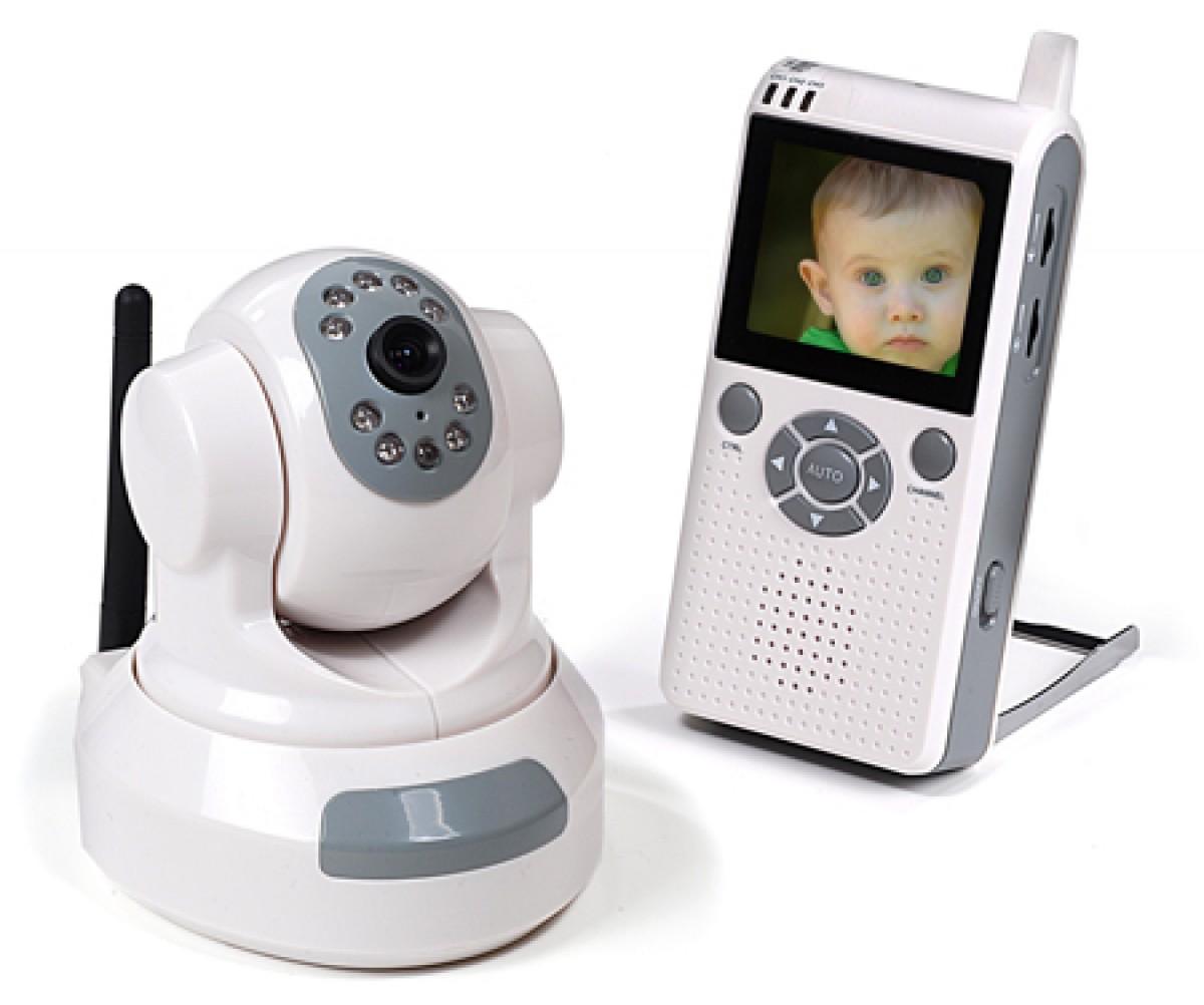 Μια υπόθεση baby monitor hacking που τρομάζει