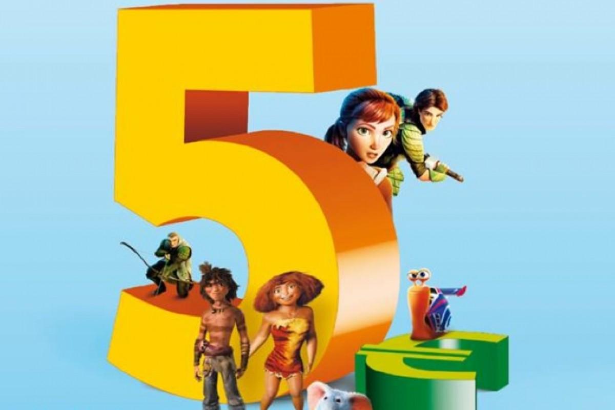 Back to… Cinema, με εισιτήριο 5 ευρώ!