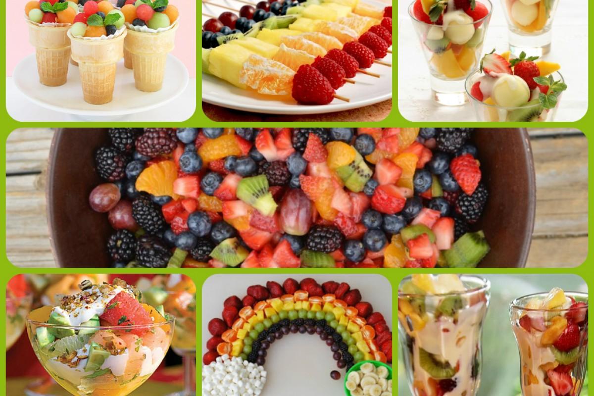 Κάνε το φρούτο… φρουτοσαλάτα!