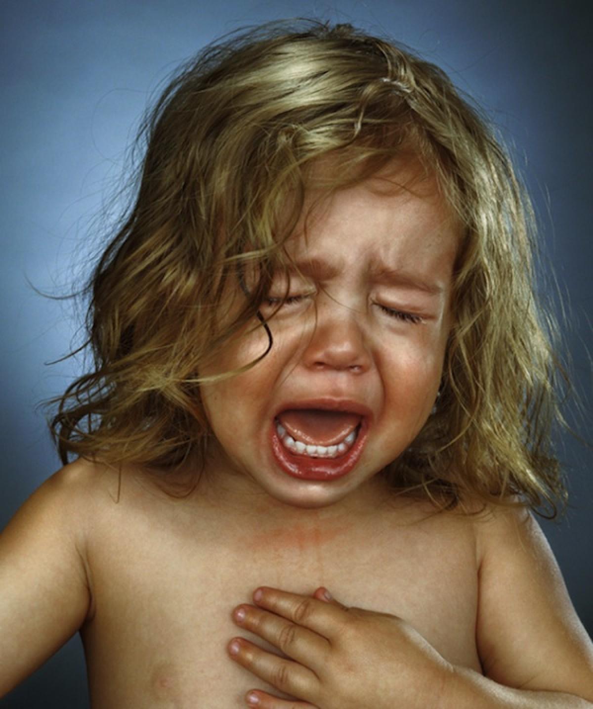 Γιατί κλαις παιδί μου;