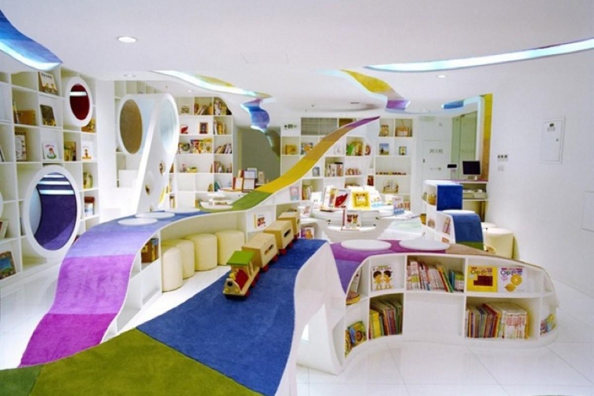 Kid's Republic, ένα βιβλιοπωλείο-πρότυπο για τα παιδιά!