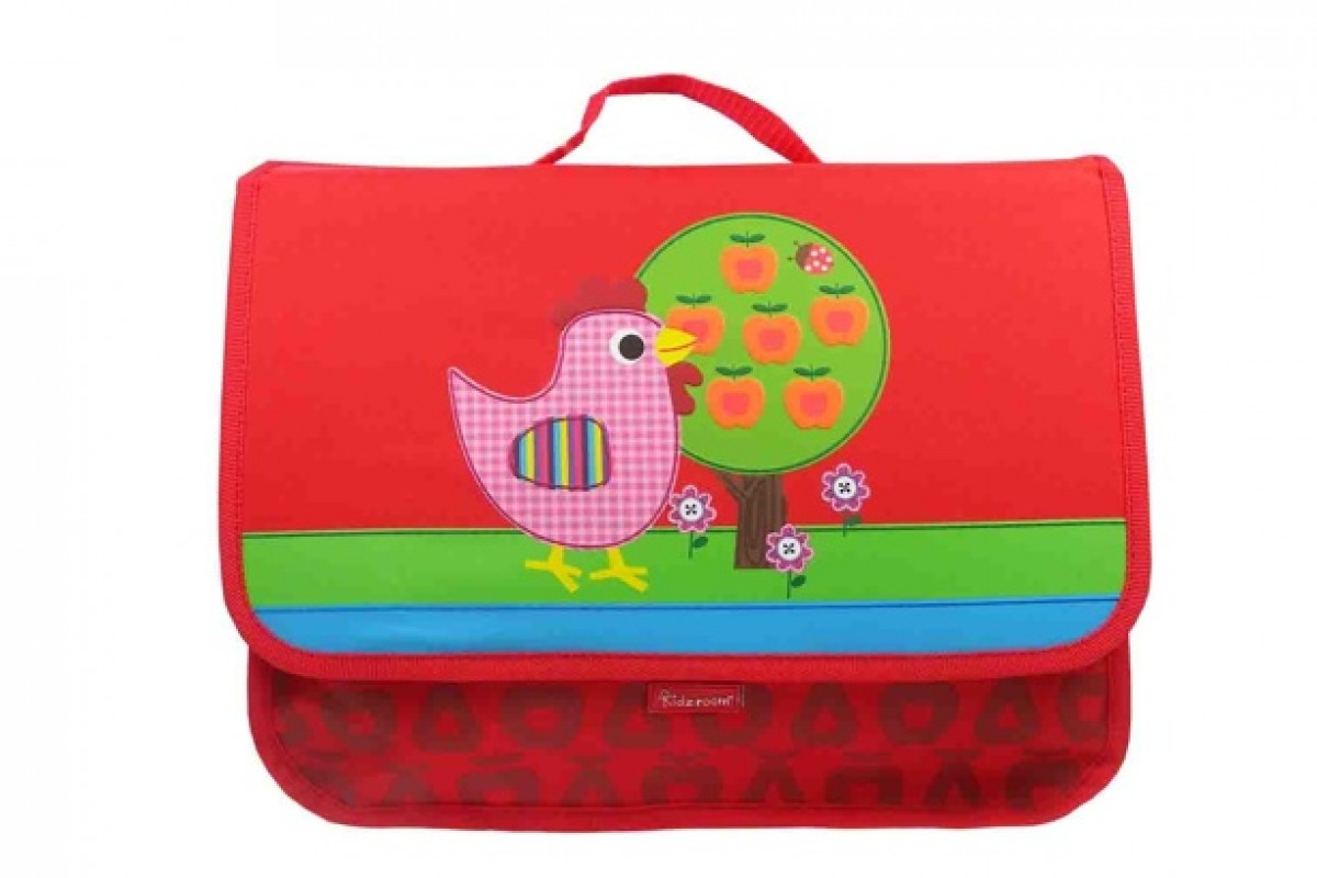 ΕΛΗΞΕ: Κερδίστε μία σχολική τσάντα KidzRoom από το mariaevita.gr