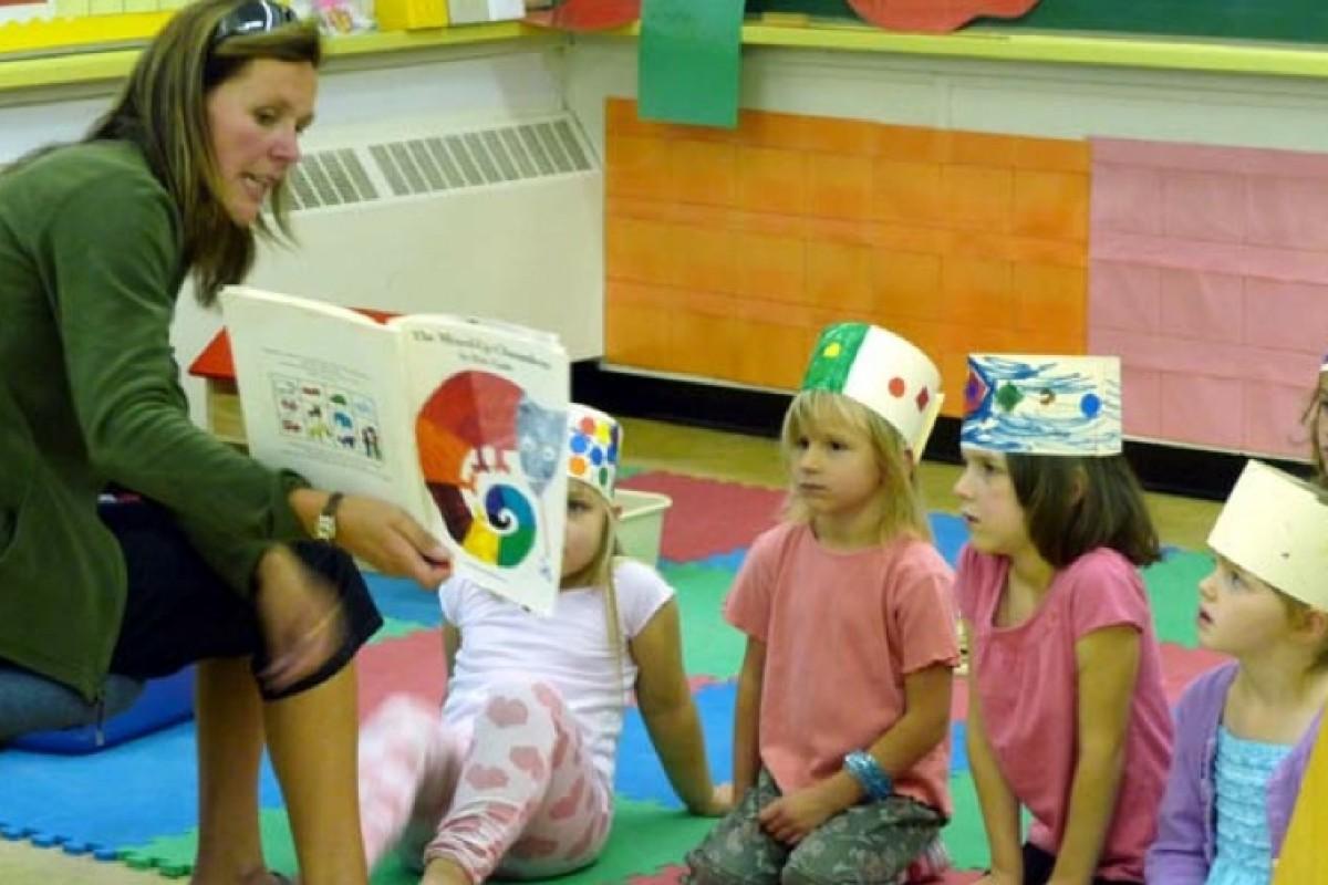 Εβδομάδα προσαρμογής στον παιδικό σταθμό!
