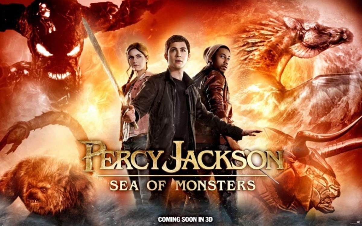 Ο Πέρσι Τζάκσον & η Θάλασσα των Τεράτων