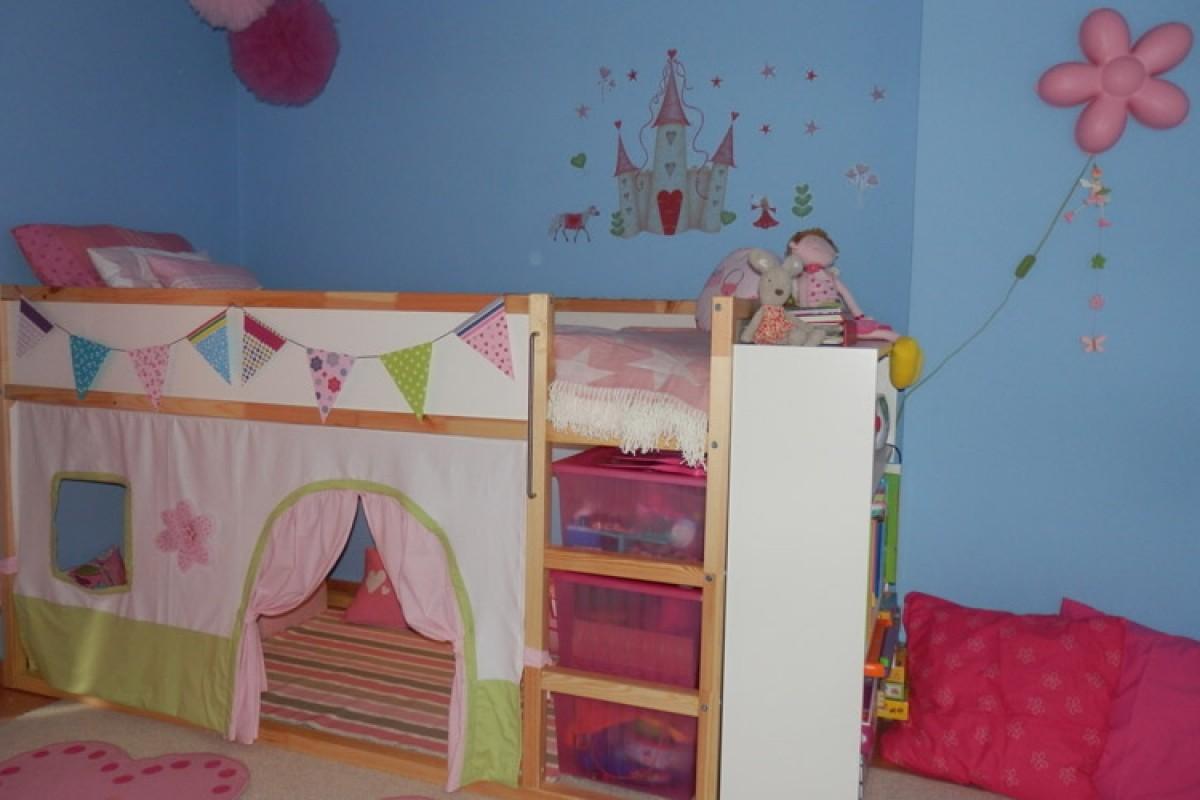 Το (νέο) δωμάτιο της Δανάης!